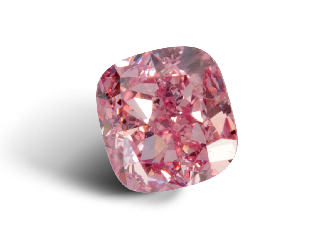 Diamanti Rosa E Caratteristiche Real Diamond Invest